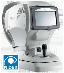 Laser Nidek Tonoref 3